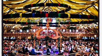 Photo of Beer Garden Paulaner Festzelt - Winzerer Fähndl at Theresienwiese, München 80339, Germany