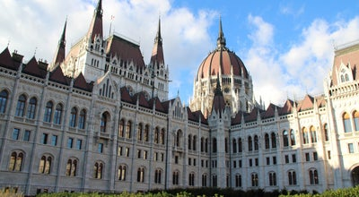 Photo of Government Building Hungarian Parliament at Hungary