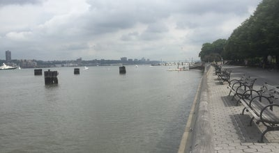 Photo of Trail Hudson River Running Path at 310 W 72nd St, Jersey City, NJ 10023, United States
