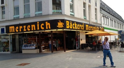 Photo of Bakery Merzenich at Hauptstr. 164, Bergisch Gladbach 51465, Germany