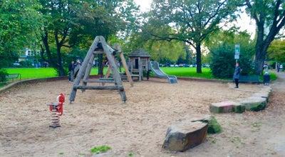 Photo of Playground Spielplatz Theodor-Heuss-Park at Theodor-heuss-ring, Köln 50668, Germany