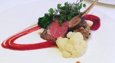 Photo of Italian Restaurant Pangaea Restaurant at 1221 Bay St., Toronto, ON M5R 3P5, Canada