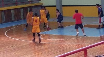 Photo of Basketball Court Canchas de Basketball Eduardo Molina at Mexico