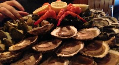 Photo of Seafood Restaurant Marius et Janette at 4 Avenue George V, Paris 75008, France