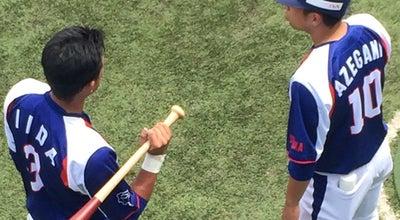 Photo of Baseball Field 新日鐵住金君津球場 / Nippon Steel Kimitsu Baseball Stadium at 大和田324, 君津市, Japan