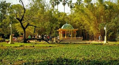 Photo of Sculpture Garden Recanto Oriental at Parque Farroupilha, Porto Alegre 90040-480, Brazil