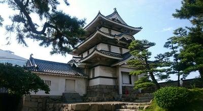 Photo of Historic Site 高松城 月見櫓 at 玉藻町2-1, 高松市, Japan