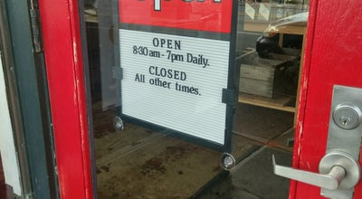 Photo of Butcher JM Stock Provisions & Supply at 709 W Main St, Charlottesville, VA 22903, United States