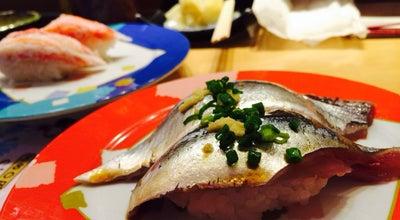 Photo of Sushi Restaurant 廻転鮨処 海幸の宴 松本店 at 並柳4-1-38, 松本市 390-0825, Japan