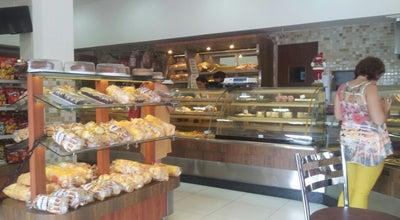 Photo of Bakery Padaria Três Coqueiros at Av. 24 De Dezembro, 225, Peruíbe 11750-000, Brazil