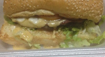 "Photo of Burger Joint Big D ""Pan or Grill"" at Taman Desa Senadin, Phase 2, Miri 98100, Malaysia"
