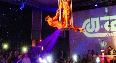 Photo of Nightclub Supperclub at 6675 Hollywood Blvd, Los Angeles, CA 90028, United States