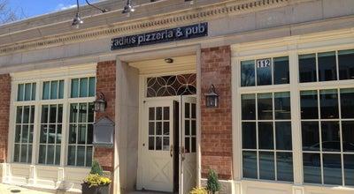 Photo of American Restaurant Radius Pizzeria and Pub at 112 N Churton St, Hillsborough, NC 27278, United States
