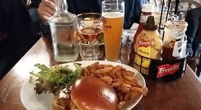 Photo of Burger Joint La mouss'tache at 2 Rue Saint-georges, Lyon 69005, France
