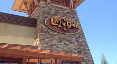 Photo of American Restaurant Lazy Dog Restaurant & Bar at 172 W Hillcrest Dr, Thousand Oaks, CA 91360, United States