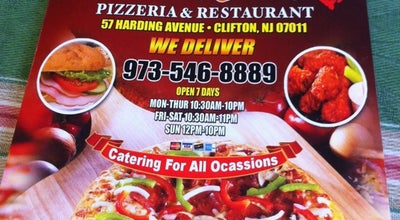 Photo of Pizza Place Neil's Pizzeria at 57 Harding Ave, Clifton, NJ 07011, United States
