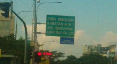 Photo of Monument / Landmark Welcome To Bandung at Gerbang Pasteur, Bandung, Indonesia