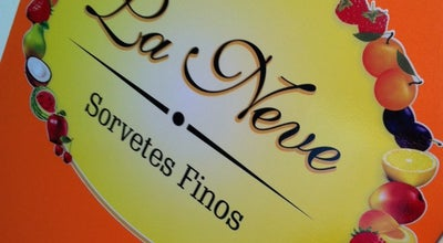 Photo of Ice Cream Shop La Neve at Av. Francisco Navarra 100, Varginha, Brazil