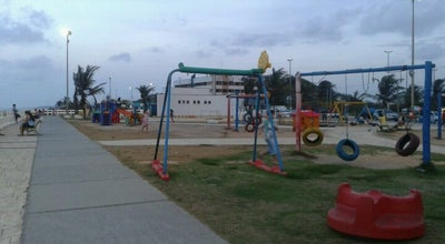 Photo of Playground Parquinho da Litorânea at Av. Litorânea, São Luís, Brazil