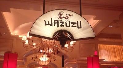 Photo of Sushi Restaurant Wazuzu at Encore at 3121 Las Vegas Blvd S, Las Vegas, NV 89109, United States
