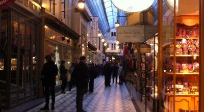 Photo of Historic Site Passage Jouffroy at 12 Boulevard Montmartre, Paris 75009, France