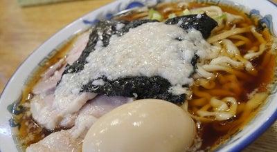 Photo of Food 麺屋春馬 at 嶋南2-10-12, 山形市 990-0886, Japan