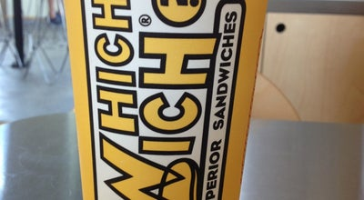 Photo of Sandwich Place Which Wich? Superior Sandwiches at 930 Park Center Dr, Matthews, NC 28105, United States