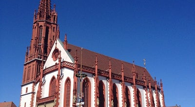 Photo of Church Marienkapelle at Marienplatz 7, Würzburg 97070, Germany