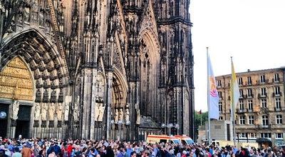 Photo of Plaza Domplatte at Domplatte, Köln 50667, Germany