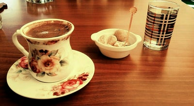 Photo of Cafe Lacivert Cafe at Anıt Mah. Necip Fazıl Kısakürek Cad. İnal, Mersin, Turkey