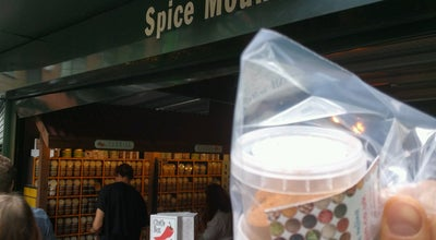 Photo of Herbs and Spices Store Spice Mountain at Three Crown Square, London SE1 1TL, United Kingdom