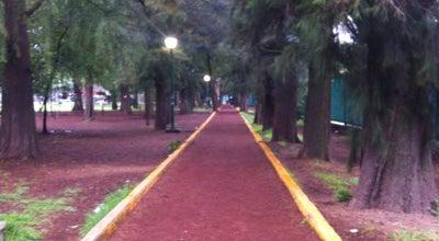Photo of Playground Parque Velodromo at Ciudad de México, Mexico