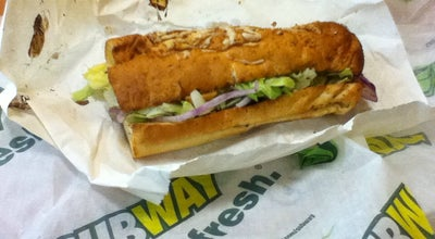 Photo of Sandwich Place Subway at 520 9th Ave, New York, NY 10018, United States