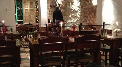 Photo of Mediterranean Restaurant Delphi's at Neude 29, Utrecht 3512 AE, Netherlands