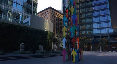 Photo of Park 555 Mission Plaza - Sculpture Garden at 555 Mission St, San Francisco, CA 94105, United States