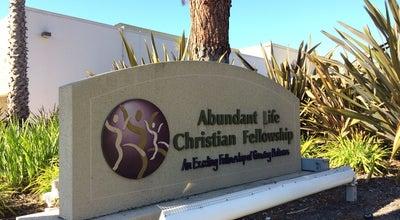 Photo of Church Abundant Life Christian Fellowship at 2440 Leghorn St, Mountain View, CA 94043, United States