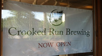 Photo of Brewery Crooked Run Brewery at 205 Harrison St Se, Leesburg, VA 20175, United States