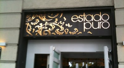 Photo of Tapas Restaurant Estado Puro at Pl. Cánovas Del Castillo, 4, Madrid 28014, Spain