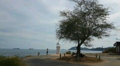 Photo of Beach หาดนํ้าหนาว at Sattahip Naval Base, Sattahip, Thailand
