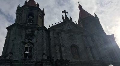 Photo of Church St. Anne Parish Church (Molo Church) at Molo District, Iloilo City, Philippines