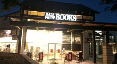 Photo of Bookstore Half Price Books at 1335 E Whitestone Blvd, Cedar Park, TX 78613, United States
