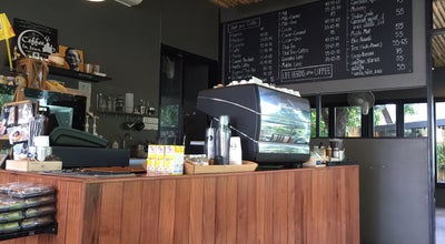 Photo of Cafe Coffee in Town at Thailand
