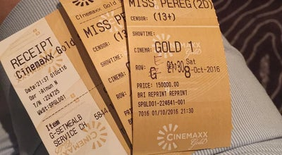 Photo of Movie Theater Cinemaxx Gold at Sun Plaza, 4th, Medan, North Sumatra 20111, Indonesia