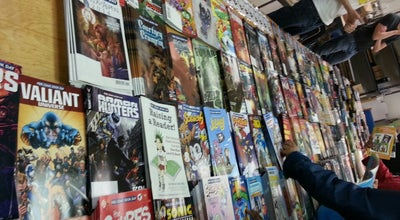 Photo of Bookstore Comics Etc at 1115 E Main St, Rochester, NY 14609, United States