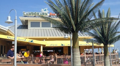 Photo of American Restaurant Landshark Bar & Grill at 1133 Boardwalk, Atlantic City, NJ 08401, United States