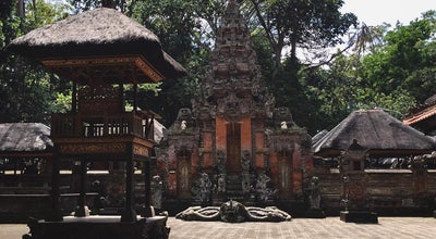 Photo of Hindu Temple Pura Dalem Agung Padangtegal at Jl Monkey Forest, Indonesia