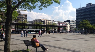 Photo of Historic Site Berliner Platz at Am Hauptbahnhof, Hagen, Germany