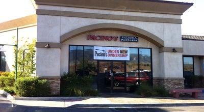 Photo of Italian Restaurant Pacino's Spaghetti Factory at 1100 Tehachapi Blvd, #a, Tehachapi, CA 93561, United States