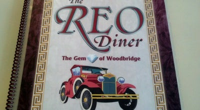 Photo of Diner The Reo Diner at 392 Amboy Ave, Woodbridge, NJ 07095, United States