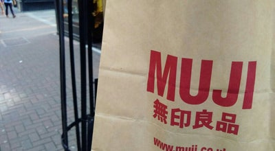 Photo of Design Studio Muji at 41 Carnaby St, London W1F 7DX, United Kingdom